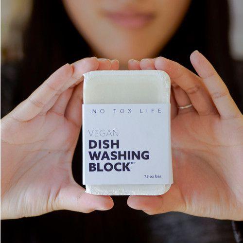 No Tox Life – Dish Washing Block