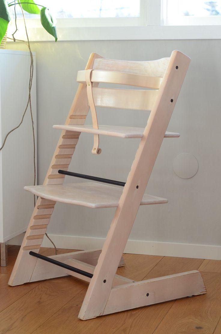 662878 dining chair slipcovers ikea - Bygelrem Till Tripp Trapp Vegetabiliskt Garvat L Der G Ra Sj Lv Diy