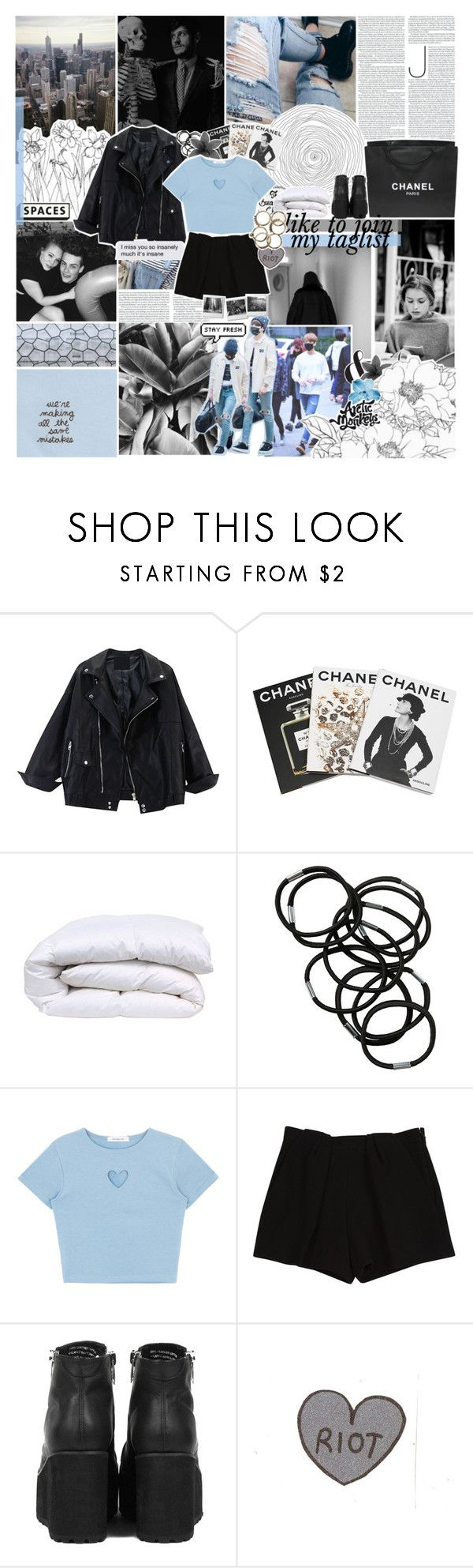 """""""LIKE TO JOIN MY SUMMER TAGLIST ♡"""" by unkingly ❤ liked on Polyvore featuring Gosh, Assouline Publishing, Monki, Chloé and Chanel"""