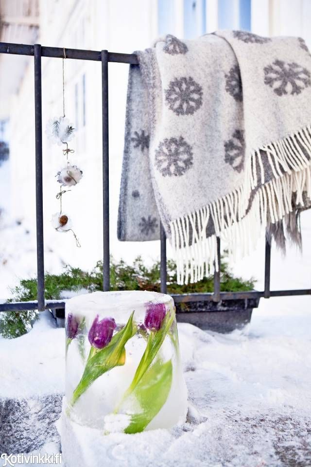 Tulppaanit ilahduttavat maljakossa, mutta saat niistä myös paljon muutakin. Katso 5 kivaa tapaa käyttää tulppaaneja!