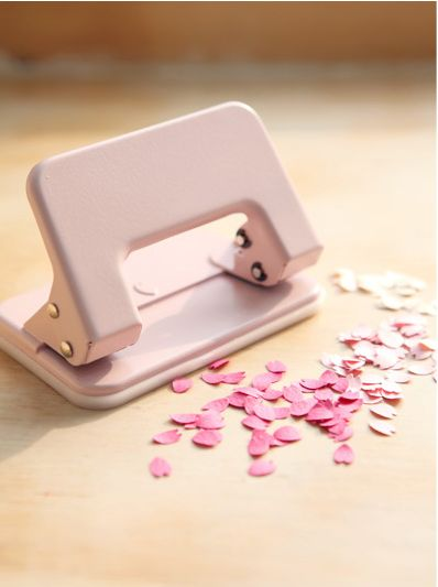 Cherry Blossom Paper Punch