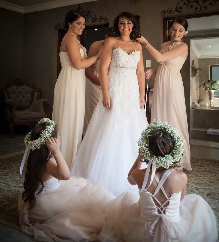 Love my wedding dress