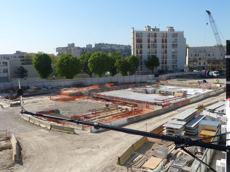 @CEMEXFrance aux fondations du #GrandParisExpress  •••••••••••••••••••••••••••••••••••••  #maison #rénovation #décoration #architecture #jardin #habitat #réaménagement #gravier #grave #BTP #industrie #Travaux #design #Construction #granulats #bétons #bricolage #Bagneux