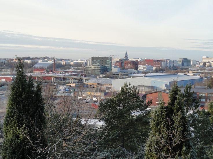 https://flic.kr/p/b8naPR | Turku skyline