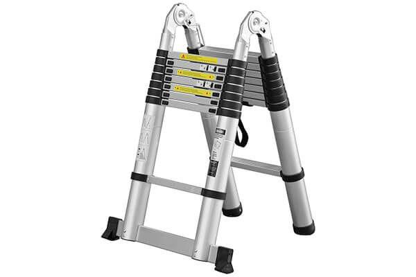 Portable Telescopic Extension Ladder