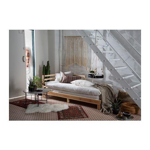 TARVA Tagesbett/2 Matratzen - Kiefer/Malfors mittelfest - IKEA