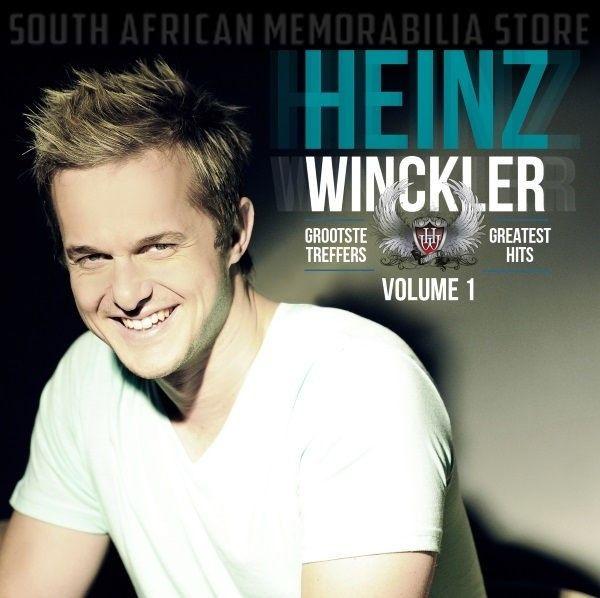 HEINZ WINCKLER - Grootste Treffers/Greatest Hits Vol 1 - South African CD *New*