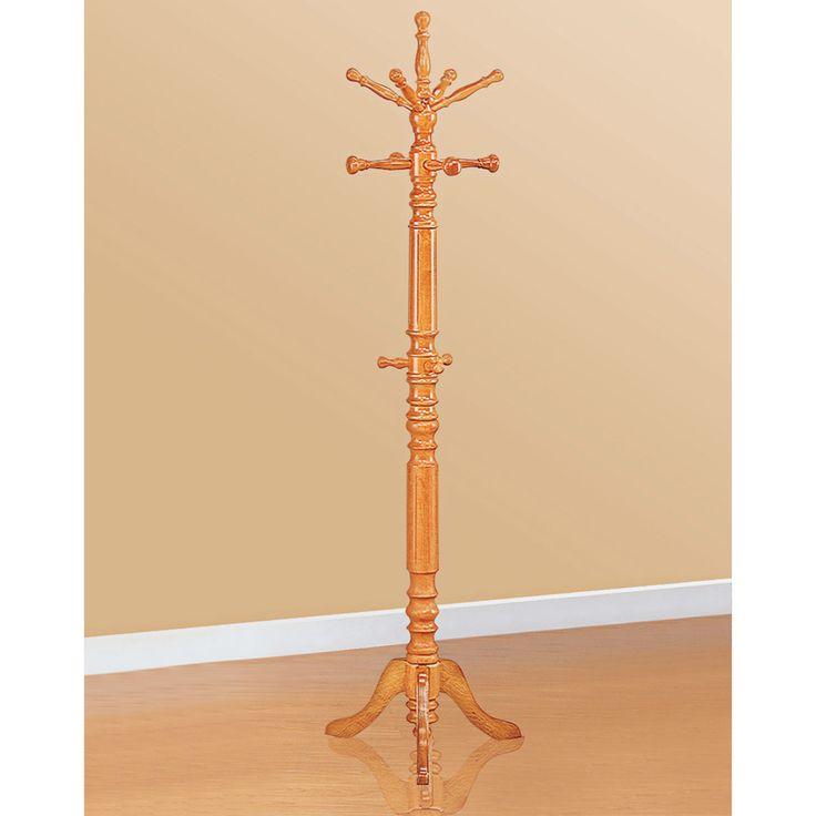 Coaster Furniture Top Amber Rotating Coat Rack - 4059