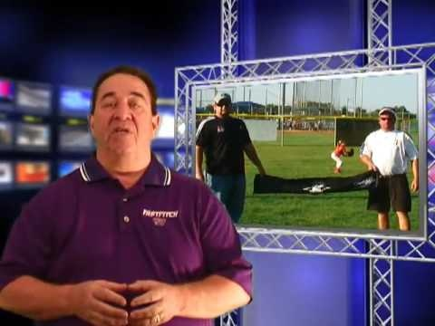 The Easton Catch Net Review - The Fastpitch Softball TV Show Episode 63. On this episode I review the Easton Catch Net. It is a great net for practice, or to use in warm ups before the game.    Visit the Fastpitch TV Show's website at http://Fastpitch.TV