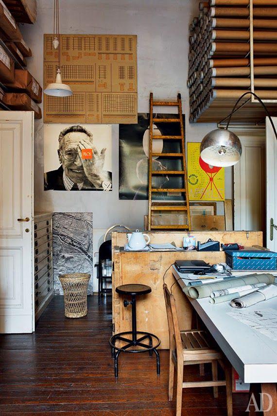 50 DANSKA KVADRAT: Workspace for the soul
