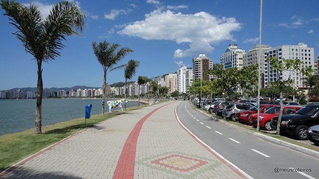 Um Passeio a pé pelo Centro de Florianópolis