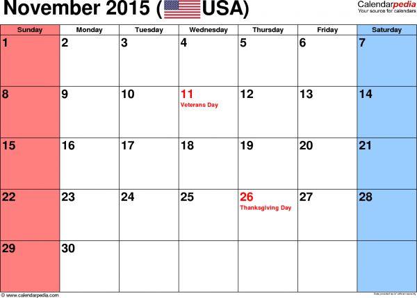 23 best August 2016 Calendar images on Pinterest 2015 calendar - microsoft word templates calendar
