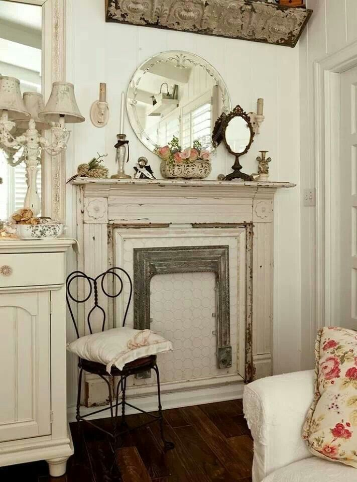 Shabby Chic Chic Brocante Vintage Pinterest