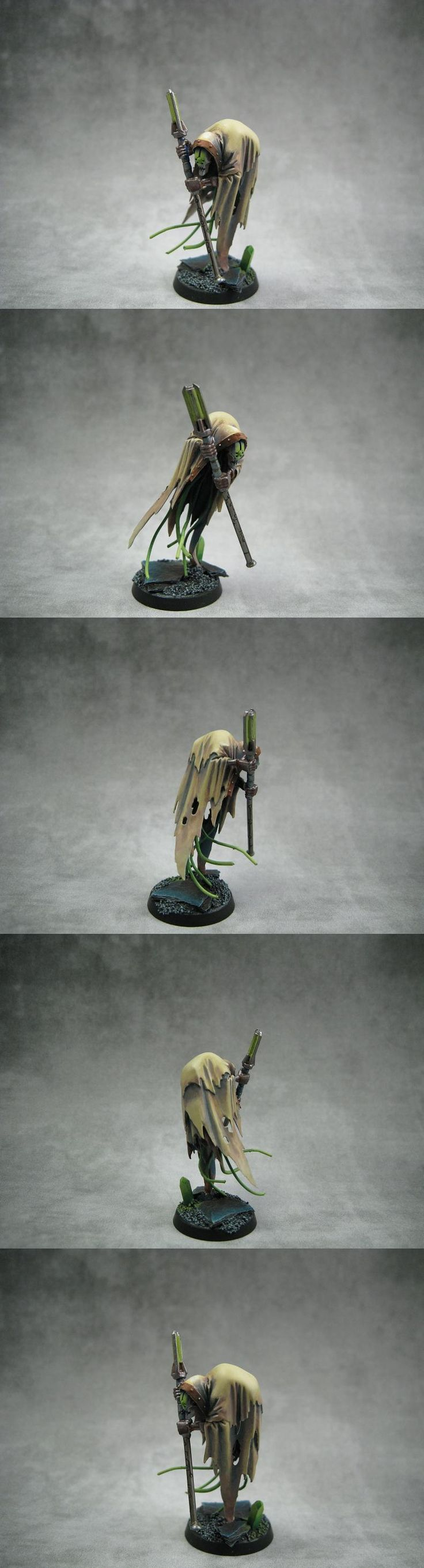 Games workshop colorado - Necron Cryptek Harbinger Of Despair