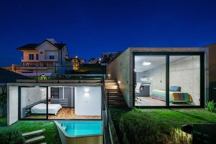 Obra Arquitetos casa LEnS