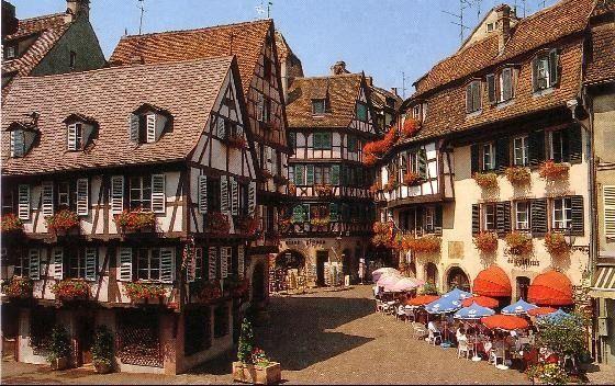 A quaint village - Europe
