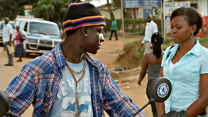 Cine Africano La Casa Encendida