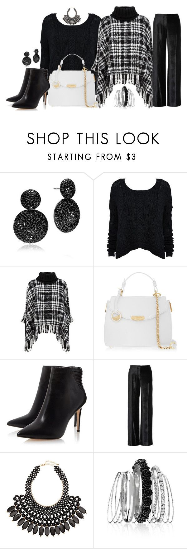 """Boxing Day"" by jakenpink ❤ liked on Polyvore featuring Alice + Olivia, Dolce&Gabbana, Versace, Maiyet, H&M and Avenue"