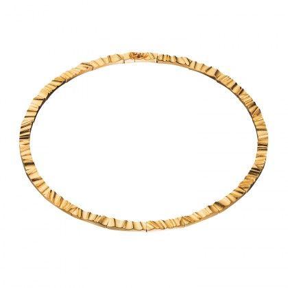 Lapponia Jewelry / Egina necklace 14K / Design: Zoltan Popovits