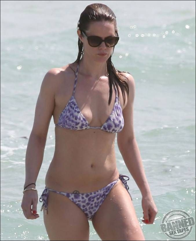 Think, nude stephanie march bikini event
