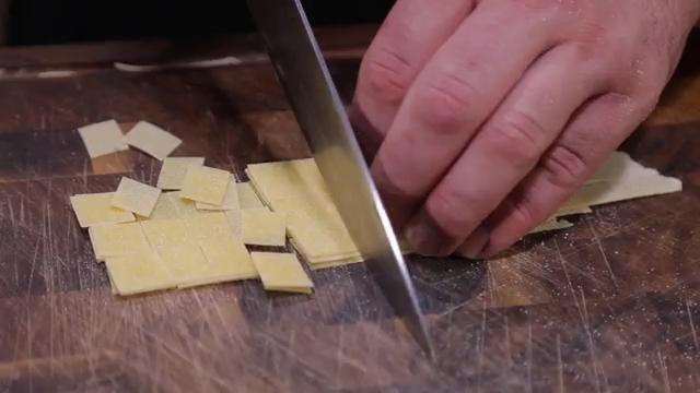 Kuchař ví: Další varianty domácích těstovin z nudlového těsta