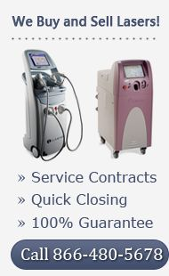 Contact Us - New and Used Cosmetic Laser Equipment - Aesthetic Lasers - IPL Laser Machine