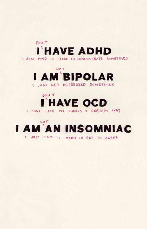 Self Diagnosis by Lee Crutchley