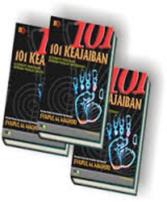 "Buku 101 Keajaiban Rp 45.000  ""Ada sebuah kekuatan dari peluang yang besar, yang siap Anda manfaatkan untuk mendapatkan kekayaan, kesehatan, cinta kasih dan kesejahteraan. Anda hanya perlu meluangkan waktu membaca buku 101 keajaiban ini sebagai langkah awal membuka gerbang segala solusi hidup. Didalamnya terdapat kisah-kisah nyata yang penuh keajaiban dari Tuhan dalam memecahkan berbagai persoalan hidup. ""  INFO BUKU 101 KEAJAIBAN  Tebal : 155 halaman  Ukuran : 155×240 halaman  Harga : Rp…"