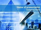 Construction of buildings Keynote templates can be used for Keynote presentation themes business, building construction