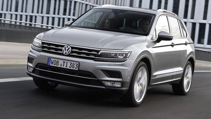 Volkswagen Tiguan na operativní leasing srovnává Leasni.cz