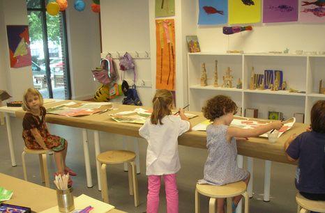 children's art studio | The Children's Art Studio | Washington, D.C.
