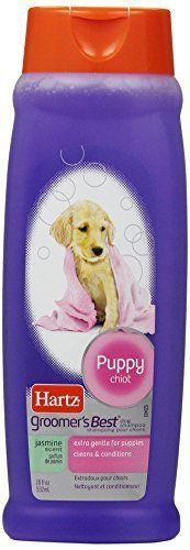 Hartz Groomer's Best Puppy Shampoo, 18 Ounce - http://www.thepuppy.org/hartz-groomers-best-puppy-shampoo-18-ounce/