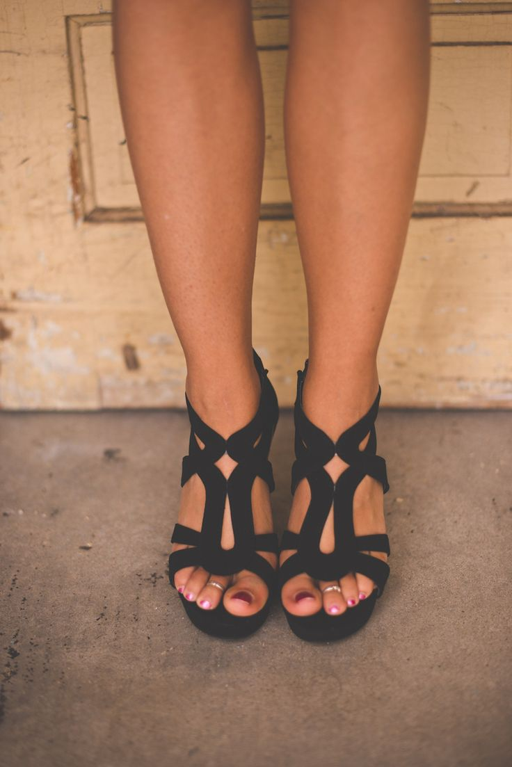 Dottie Couture Boutique - Suede Wedge, $32.00 (http://www.dottiecouture.com/suede-wedge/)