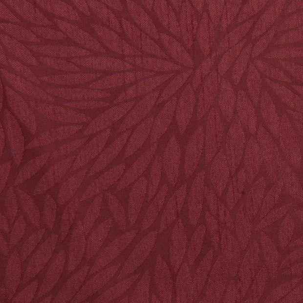Escada Flower Curtain-Russett - 270-340 x 213cm Drop