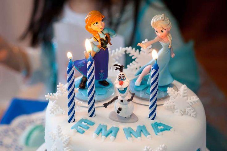 Frozen (Disney) Birthday Party Ideas | Photo 9 of 15