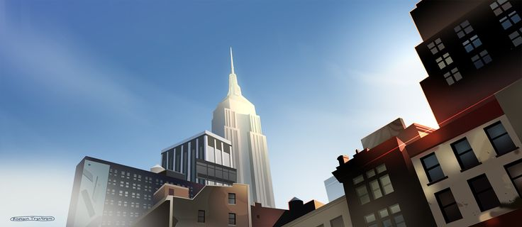 NYC on Behance