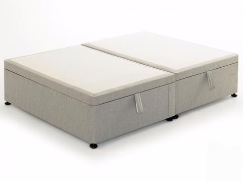 Ottoman Storage Bed Base Side Lift - 2