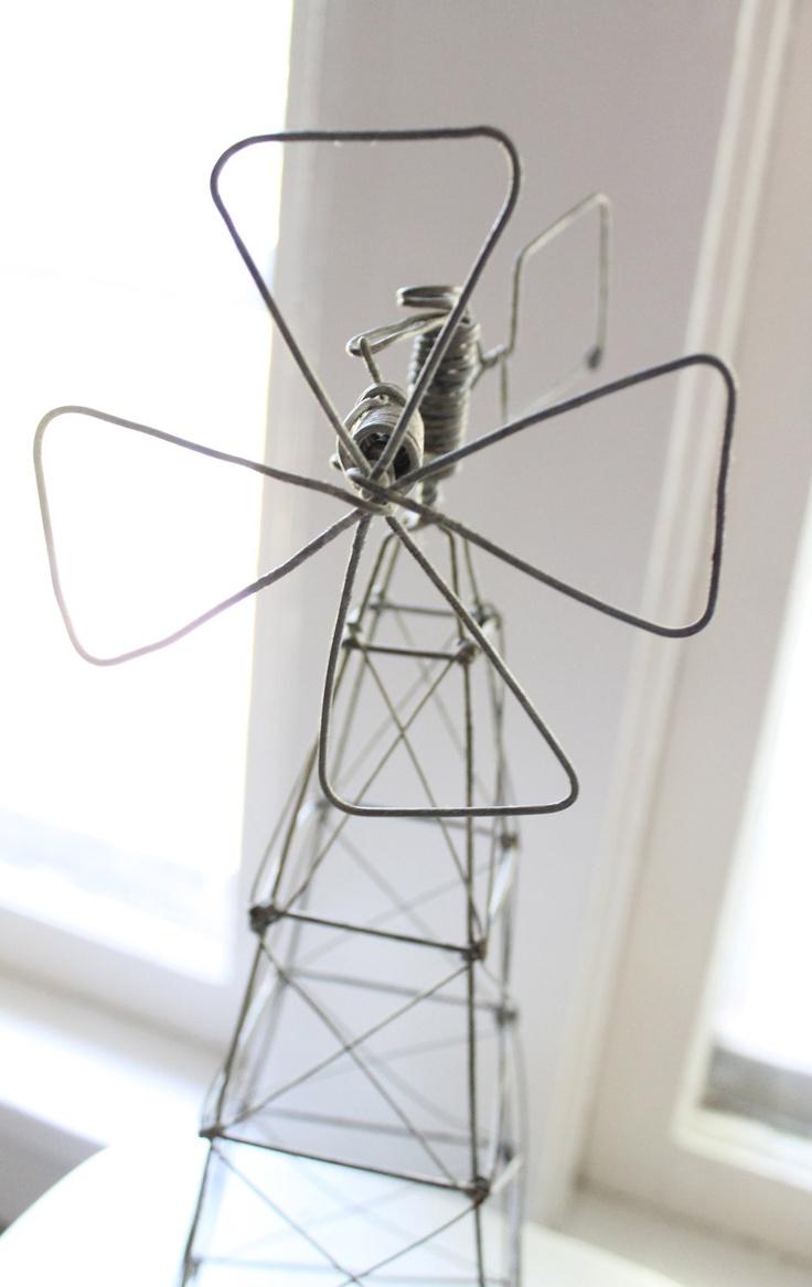 475 best fil de fer - wire images on Pinterest | Wire crafts ...