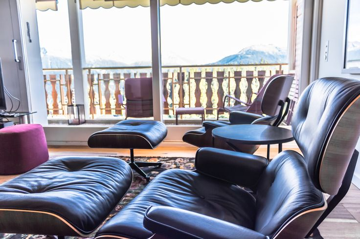 Switzerland, Crans Montana Exquisite 3 Bedrooms Apartment Totally Ski In And Out, With A Breathtaking Panorama. Only 200 Meters Away Of The Resort Center.