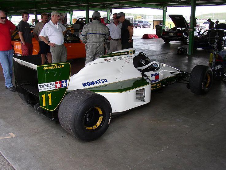 Lotus 102B - Judd