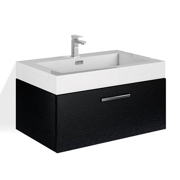 Malm Dressing Table Ikea Hack ~ Waschtischunterschrank Holz auf Pinterest  Waschtischunterschrank