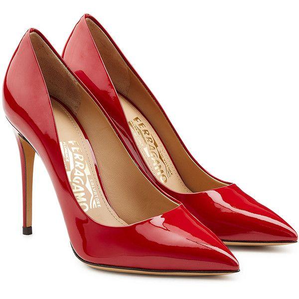 Best 25  Red stilettos ideas on Pinterest | Allsaints heels, Red ...