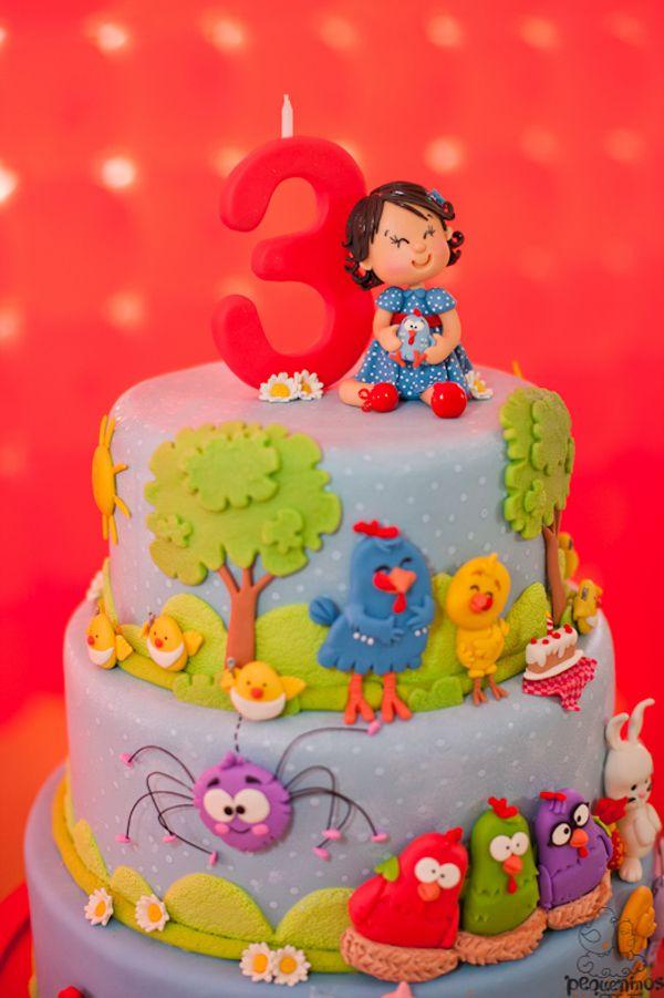 Festa Galinha Pintadinha Birthday Party via Kara's Party Ideas | Kara'sPartyIdeas.com #festa #galinha #pintadinha #birthday #party #ideas #s...