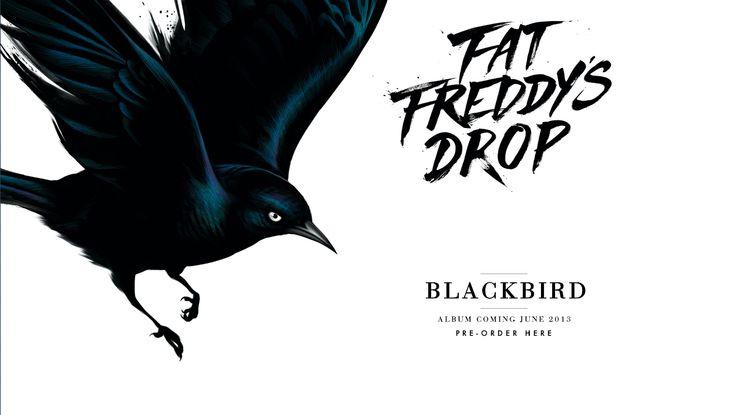 Fat Freddy's Drop - Blackbird / Cover