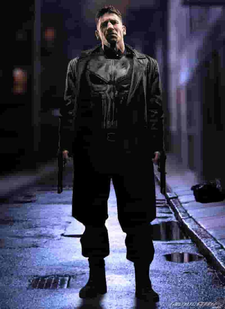 the greatest punisher costume