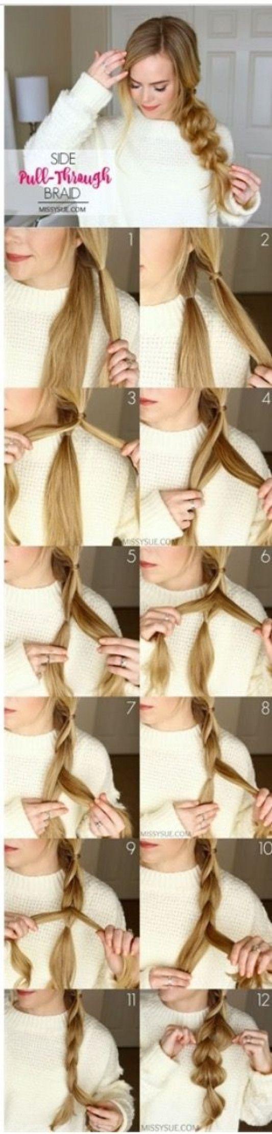 Hair tutorials #easyhairstyles #easy #hairstyles #for #wedding