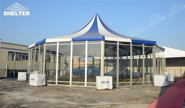 SHELTER Polygonal Event Marquee for Sale