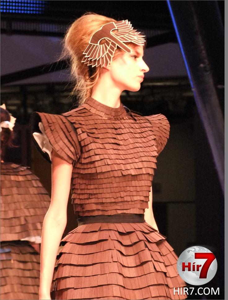 Gombold újra! Fotó: Vásárhelyi Dávid - Hungarian organic fashion