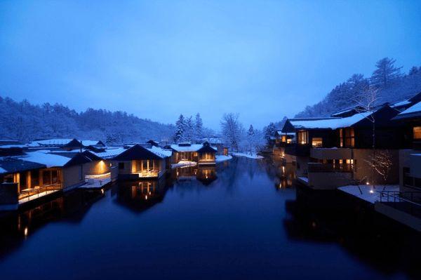 美しすぎる非日常。澄んだ空気に包まれた山あいの理想郷、星のや軽井沢 - Hoshinoya Karuizawa