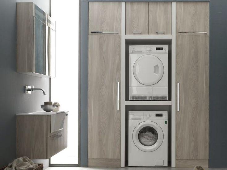 Mobile lavanderia componibile W